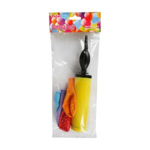 Balon Pompa Seti