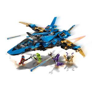 LEGO Ninjago Jay'in Fırtına Uçağı 70668