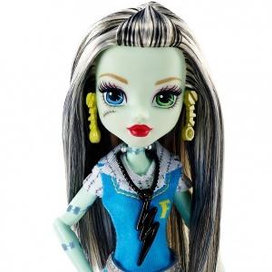 Monster High Okulunda İlk Gün Acayipleri (Frankie Stein)