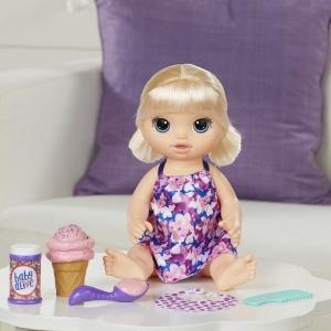Baby Alive Bebeğimle Dondurma Zamanı