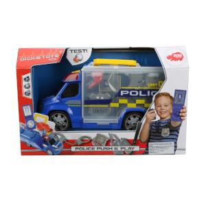 Sesli ve Işıklı Polis Devriye Arabası