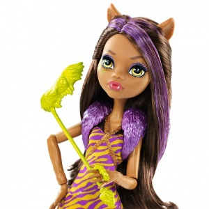 Monster High Acayip Dans Partisi (Clawdeen Wolf)