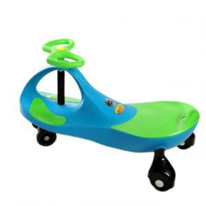 Mavi Yeşil Plasma Car