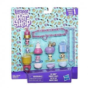 Littlest Pet Shop Mini Miniş ve Aksesuar Seti