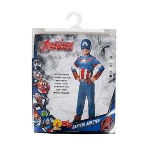 Captain America Kostüm L Beden