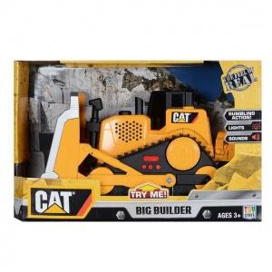 Cat Sesli ve Işıklı Büyük Araçlar