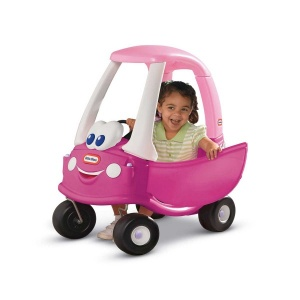 Little Tikes Cozy Coupe Lady