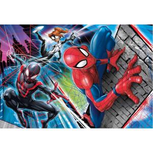 100 Parça Puzzle : 3D Maxi Spiderman