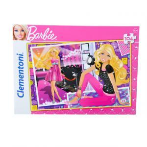 104 Parça Puzzle : Barbie