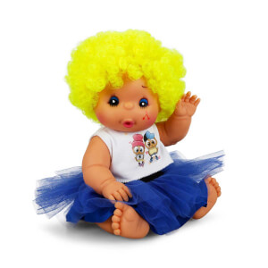 Afro Bebek 23 cm.