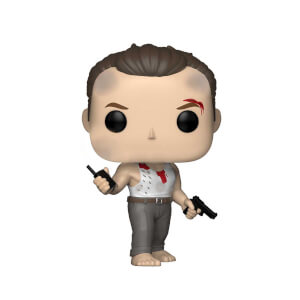 Funko Pop Die Hard : John McClane Figür