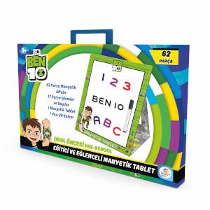 BEN 10 Manyetik Tablet 62 Parça