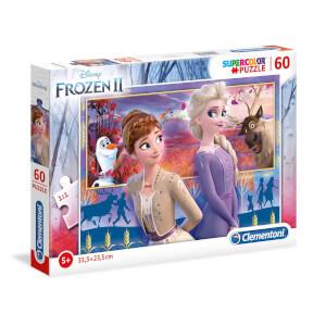60 Parça Puzzle : Frozen 2