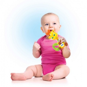 Baby Clementoni Zürafa Çıngırak