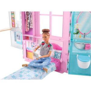 Barbie'nin Portatif Evi