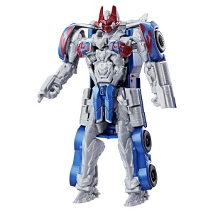 Transformers 5 Hızlı Dönüşen Figürler (Optimus Prime)