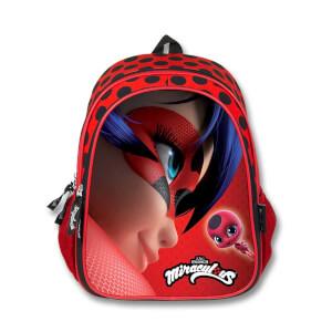 Miraculous Ladybug Okul Çantası Kırmızı 2024