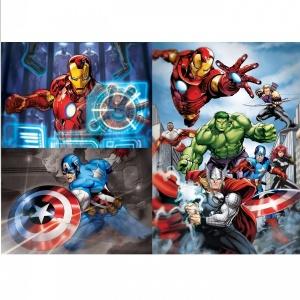 3x48 Parça Puzzle : The Avengers