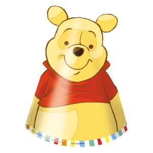Winnie The Pooh Şapka