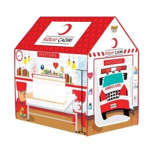 Kızılay Hastane Oyun Evi Çadırı