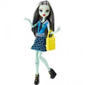 Monster High Okulunda İlk Gün Acayipleri