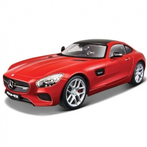1:18 Maisto Mercedes AMG GT Exclusive Model Araba
