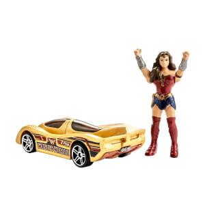 Justice League Mini Araç ve Figür FGH88