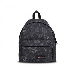 Eastpak Padded Pak'r West Black Sırt Çantası EK62047T