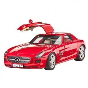 Revell 1:24 Mercedes SLS AMG Model Set Araba