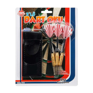 Dart Oku 3'lü Paket