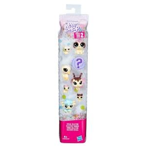 Littlest Pet Shop 8'li Miniş Tatlı Koleksiyonu Arkadaş Minişler E0397