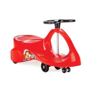 Pilsan Play Car Pedalsız Araba Kırmızı