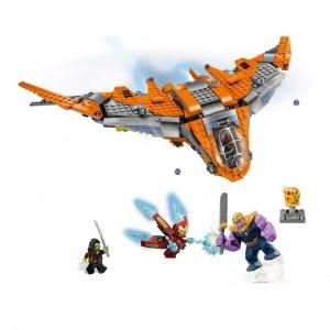 LEGO Marvel Super Heroes Thanos: Muhteşem Savaş 76107
