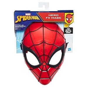 Spiderman Sesli Elektronik Maske