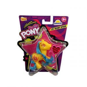 Pop Star Pony Tekli Figür