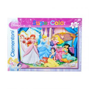 104 Parça Puzzle : Princess Shining Jewels