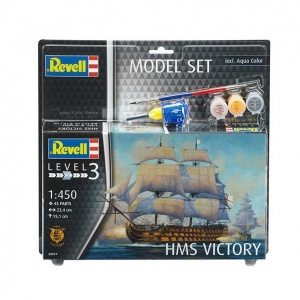 Revell 1:450 HMS Victory Model Set Gemi 65819