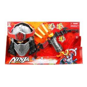 Ninja Maske ve Oyun Seti