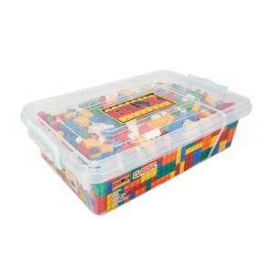 Yapım Setleri: Klasik Seri Mikro Bloklar 996 Parça