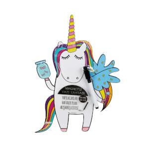 Unicorn Magnetli Yazı Tahtası