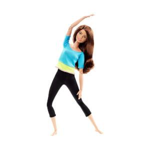Barbie Sonsuz Hareket Bebeği DJY08