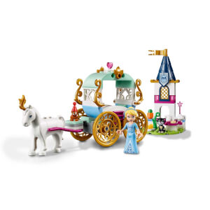 LEGO Disney Princess Sindirella'nın At Arabası 41159