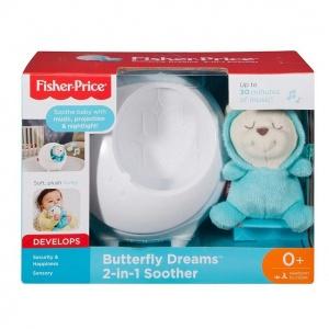 Fisher Price Projektör Kelebekli Rüyalar