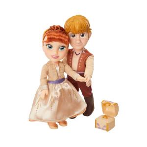Frozen 2 Anna & Kristoff 35 cm.