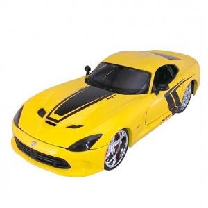 1:24 Maisto Srt Dodge Viper Gts 2013 Model Araba