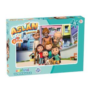 Aslan : 70 Parça Puzzle