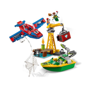 Lego Marvel Super Heroes Toyzz Shop