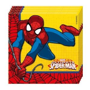 Spiderman 20'li Peçete