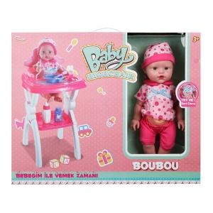 BouBou Bebeğim ile Yemek Zamanı