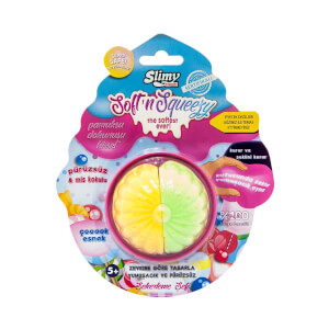 Slimy Squeeshy Şekerleme Şekilli 40 gr.